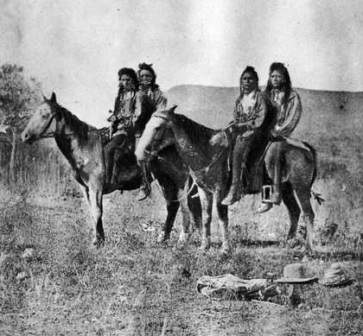 Military-Indian Wars in the American West: George W. Hoffstatter